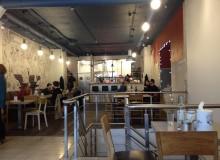 Drama Burger vidaus apdailos darbai, inžinerinių sistemų rekonstrukcija